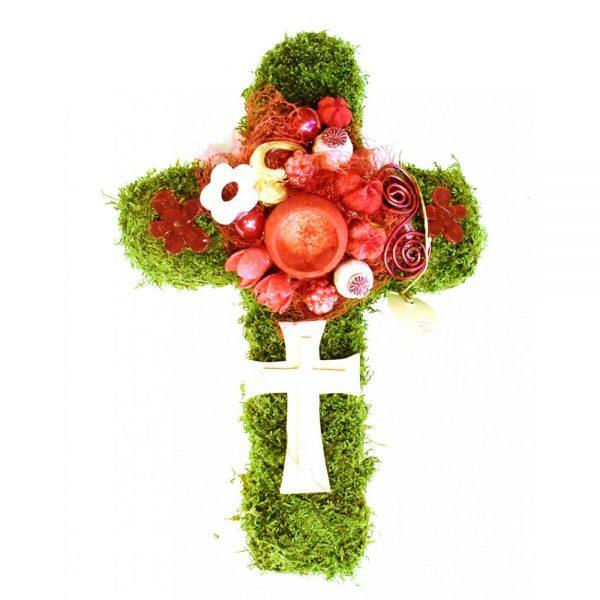Smútočný kríž - Flora Shop ateliér