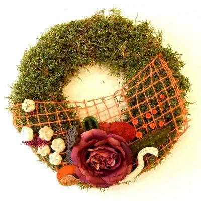 Smútočný veniec - Flora Shop ateliér