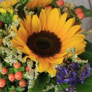 Kytica úsmev (Slnečný deň) - Flora Shop ateliér